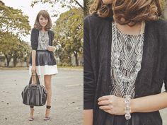 Crochet Skulls Dress