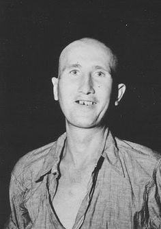 Joe Lajzer, Bataan Death March survivor and survivor of four years in a Japanese prison camp.