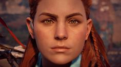 [Screenshot] The details in the faces of Horizon Zero Dawn are incredible especially the eyes #Playstation4 #PS4 #Sony #videogames #playstation #gamer #games #gaming