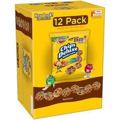 Keebler Chips Deluxe Rainbow Mini Cookies, 1 oz, 12 count