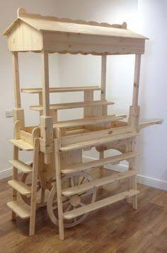 Resultado de imagen para how to make a collapsible candy cart