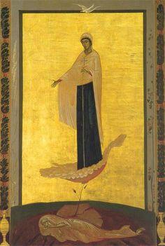 Grigorie Popescu - Maryja, Kwiat Człowieczeństwa
