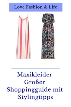 Dein perfekter Style mit Maxikleid. Tipps für das perfekte Outfit und alle Links zum Nachshoppen Elegant, Love Fashion, German, Pajama Pants, Summer Dresses, Outfit, Blog, Life, Curve Maxi Dresses