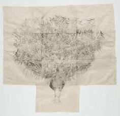 Kiki Smith - Peacock