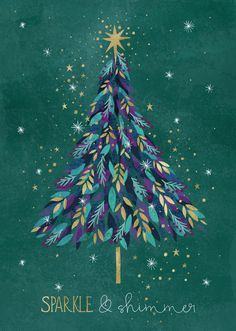 Leading Illustration & Publishing Agency based in London, New York & Marbella. Merry Christmas And Happy New Year, 1st Christmas, A Christmas Story, Christmas Greetings, Vintage Christmas, Christmas Holidays, Christmas Decorations, Xmas, Nouvel An
