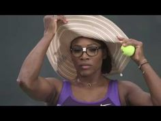 "Wilson #Tennis 2013 outtakes & bloopers featuring #Federer, #Serena, #Azarenka and more! RENA: ""Focus On Your Shot!"