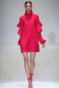 Tendencia color rosa para primavera verano 2013: Gucci