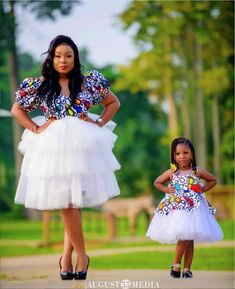 is an African fashion and lifestyle website that showcase trendy styles and designs, beauty, health, hairstyles, asoebi and latest ankara styles. Ankara Styles For Kids, African Dresses For Kids, Ankara Gown Styles, Latest African Fashion Dresses, African Print Fashion, Ankara Fashion, Ankara Mode, Mother Daughter Fashion, Mother Daughters