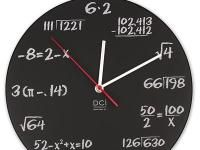 50 very special wall Orologi da Parete Molto Particolari 40 Very Spec. 50 very special wall very special wall clocks 40 very special wall clocks MondoDesign.it - # Clocks Cool Clocks, Unique Wall Clocks, Classroom Decor Themes, Math Classroom, Math Teacher, Teacher Tips, Teaching Math, Math Clock, Wall Clock Digital