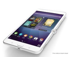 Samsung Galaxy Tab(R) 4 NOOK(R) 7.0 (Price reflects instant rebate)