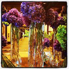 Gorgeous lobby arrangement