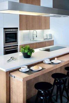 Awesome Wonderful Scandinavian Kitchen Design Ideas To Have Right Now de decoracion de cocina Kitchen Room Design, Modern Kitchen Design, Home Decor Kitchen, Interior Design Kitchen, Kitchen Furniture, New Kitchen, Home Kitchens, Furniture Nyc, Kitchen Ideas