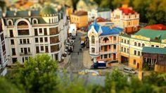 キエフの街並み