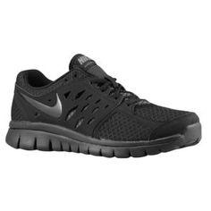 Nike Flex Run 2013 - Men's - Black