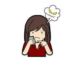 既読無視!? #LINE #LINEスタンプ #LINEクリエイターズスタンプ #ただいま制作中 #cute #キュート #kawaii #かわいい #girl #girls #女の子 #女性 #イラスト #illust #illustration #art #manga #draw #drawing #artworks #doodle #graphic #creative [イラスト制作] http://anosorae.com/