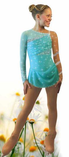 Sharene Skatewear designer dresses for figure skating, ice skating, baton twirling, dance costumer, and rhythmic gymnastics.