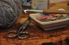 Kit de los buenos comienzos para practicar crochet
