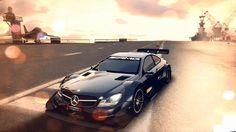 Asphalt - New Car Mercedes C63 AMG Game Play