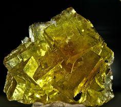 Fluorite, Mina Moscona, Solís, Asturias, España