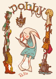 Dobby by RaRo81.deviantart.com