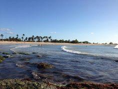 Praia de Tourinhos/RN - Brasil
