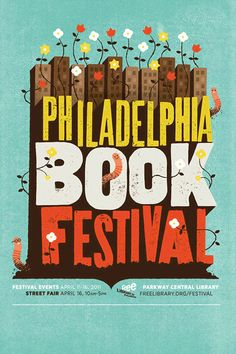 Books and Philly? Why am I not there?
