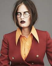 Chic Geek Editorials  #Fashion #SouthernDistric #AllaKostromichova