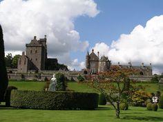 Scotland Castles, Mansions, House Styles, Building, Pictures, Image, Photos, Villas, Buildings
