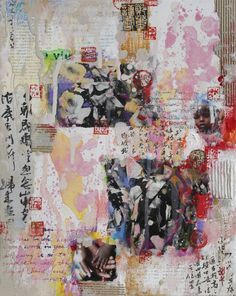 """Saatchi Art Artist Xiaoyang Galas; Painting, """"Give your hand"""" #art"""