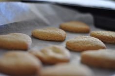 This is my go-to recipe for Simple Sugar Cookies. They have a crisp yet chewy (if that makes sense!) texture and are just so simple to make. As always, this recipe would be easily replicated using a food processor or bench top mixer. Thermomix Simple Sugar Cookies Gather :: 100 gr softened unsalted butter 200Read more