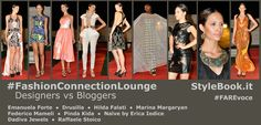 Fashion Connection Lounge 2.0 Designers vs Bloggers www.stylebook.it