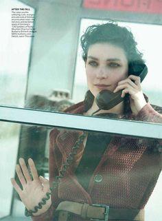 Romantic Road Trip Editorials : Vogue US 'Lost Highway'