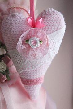 Tilda Heart Crochet Pattern