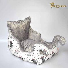 Katzenbett Kutsche Cat Backrest Pillow, Pillows, Bed, Small Dogs, The Last Song, Cuddling, Handarbeit, Stream Bed, Cushions