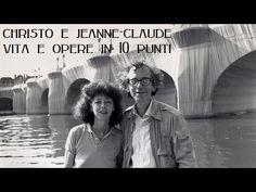 Christo e Jeanne-Claude: vita e opere in 10 punti