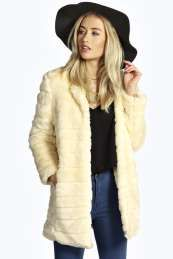 Ella Faux Fur Coat Get wonderful discounts up to 60% Off at Boohoo with Coupon and Promo Codes.
