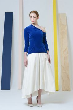 Rosie Assoulin | Fall 2014 Ready-to-Wear Collection | Style.com