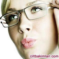 Gözlük Kullananlar İçin Makyaj