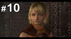 Resident Evil 4 HD Remastered Gameplay Walkthrough Part 10 Chapter 3-4