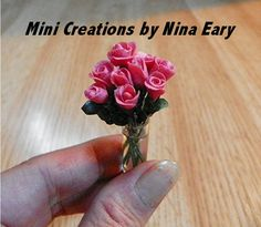 ❤Bouquet of Pink Roses❤   ~Created by Nina Eary~