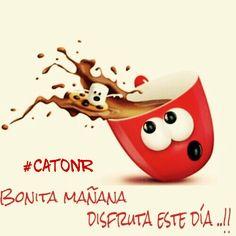 Que tengas un día ESPECTACULAR‼️ y cada, cada mañana. VIVE INTENSAMENTE‼️#oemarketing  #catonr