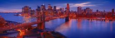 Peter Lik Galleries - Night Over Brooklyn