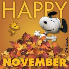 Peanuts Movie comes out this month!! =-)