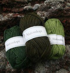 Icelandic Knitting Yarn: guide to weight, etc