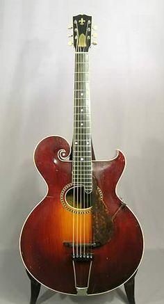 Gibson Style O Guitar ( 1902 to 1923 )
