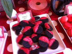 Orphan Annie Cast Party Party Ideas | Photo 1 of 14 | Catch My Party