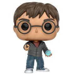 Figurine Harry Potter avec prophétie (Harry Potter) - Funko Pop