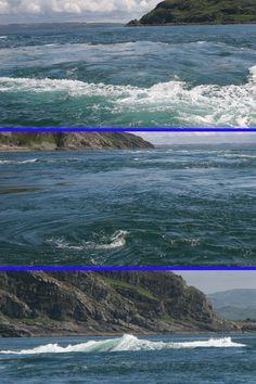 Gulf of Corryvreckan Whirlpool