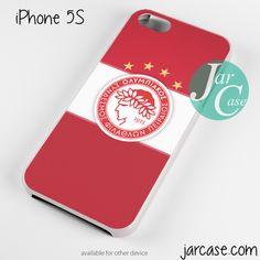 olympiakos Phone case for iPhone 4/4s/5/5c/5s/6/6 plus