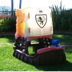 where to find little tikes pirate ship playhouse Outdoor Toys For Kids, Outdoor Play Areas, Backyard For Kids, Shed Playhouse, Little Tykes, Pets For Sale, Fisher Price Toys, Play Centre, Climber